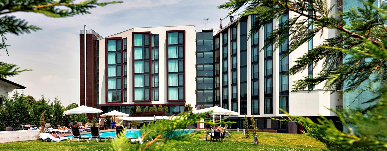 Hotel a venezia mestre hilton garden inn hotel venice for Hilton hotel italia