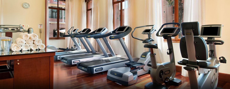 Hilton Molino Stucky Venice, Italia - Fitness center