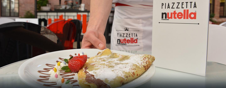 Hilton Molino Stucky Venice, Italia - Piazzetta Nutella