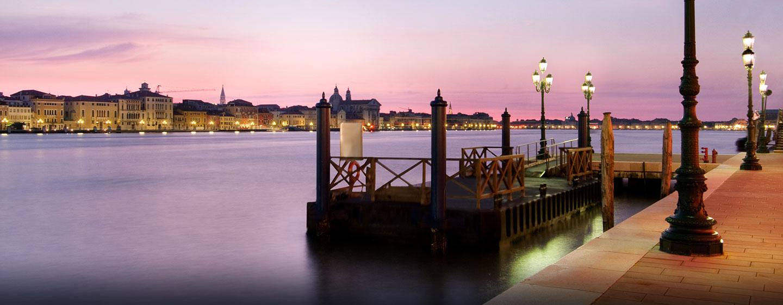 Hilton Molino Stucky Venice, Italia - Pontile