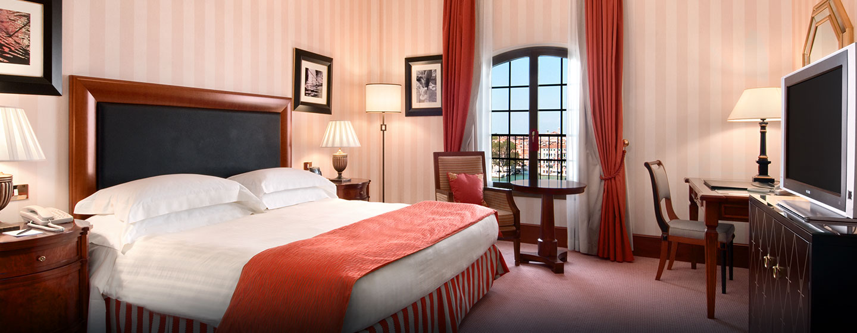 Hilton Molino Stucky Venice, Italia - Executive Suite