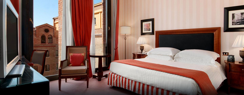 Hilton Molino Stucky Venice, Italia - Camera Deluxe