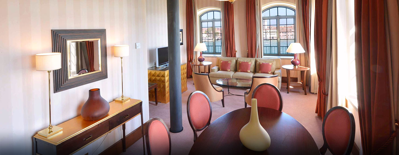 Hotel Hilton Molino Stucky Venice, Italia - Tower Suite