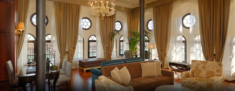 Hilton Molino Stucky Venice, Italia - Suite Presidential