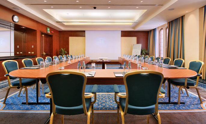 Hôtel Hilton Molino Stucky Venice - Salle de réunion