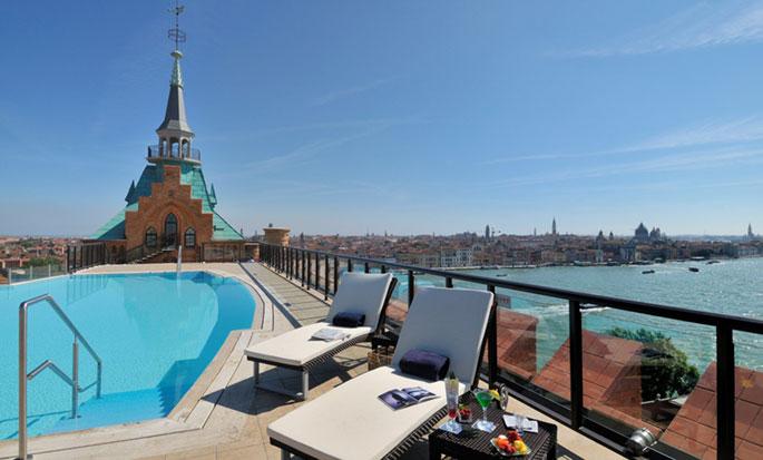 Hotel Hilton Molino Stucky Venice, Italia - Esterno hotel