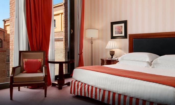 Hôtel Hilton Molino Stucky Venice - Chambre