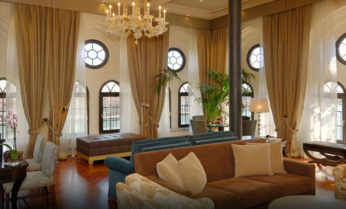 Hôtel Hilton Molino Stucky Venice - Suite
