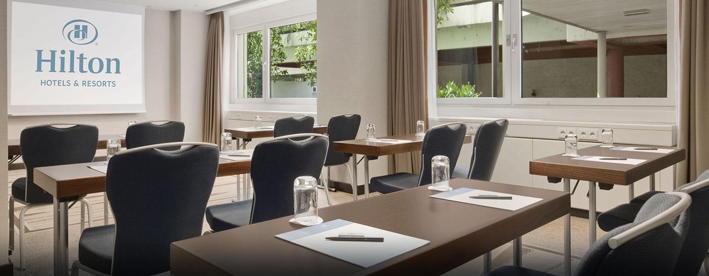 Im Hotel stehen Ihnen 13 Tagungsräume zur Auswahl