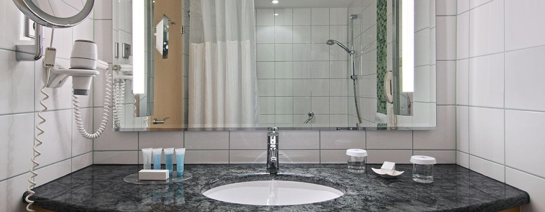 Hotel Hilton Vienna, Austria - Bagno