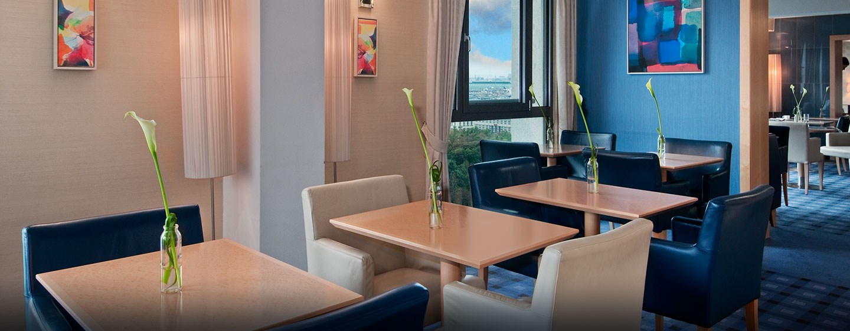 Hotel Hilton Vienna, Austria - Executive Lounge
