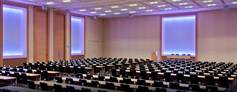 Hotel Hilton Vienna, Austria - Centro congressi