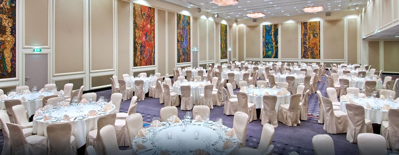 Hôtel Hilton Vienna, Autriche - Salle de réception