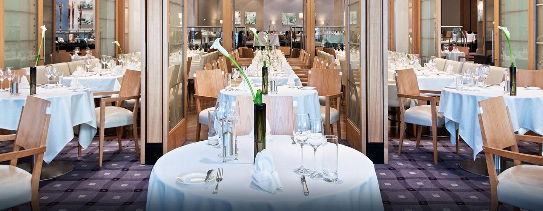 Hôtel Hilton Vienna, Autriche - Restaurant S'PARKS