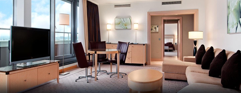 Hôtel Hilton Vienna, Autriche - Suite Penthouse