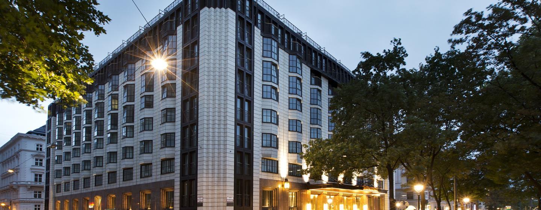 Herzlich willkommen an Wiens Ringstraße im Hilton Vienna Plaza