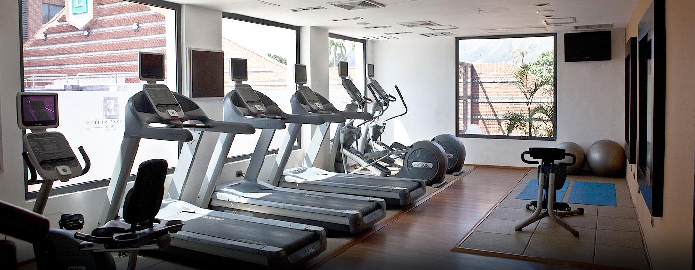 Hotel Embassy Suites by Hilton Valencia-Downtown, Venezuela - Equipo cardiovascular del gimnasio