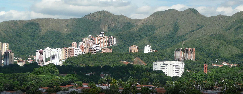 Hotel Embassy Suites by Hilton Valencia-Downtown, Venezuela - Vista panorámica desde el hotel