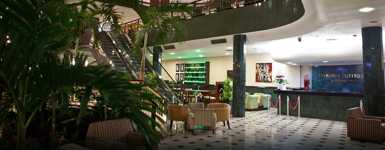 Hotel Embassy Suites by Hilton Valencia-Downtown, Venezuela - Recepción