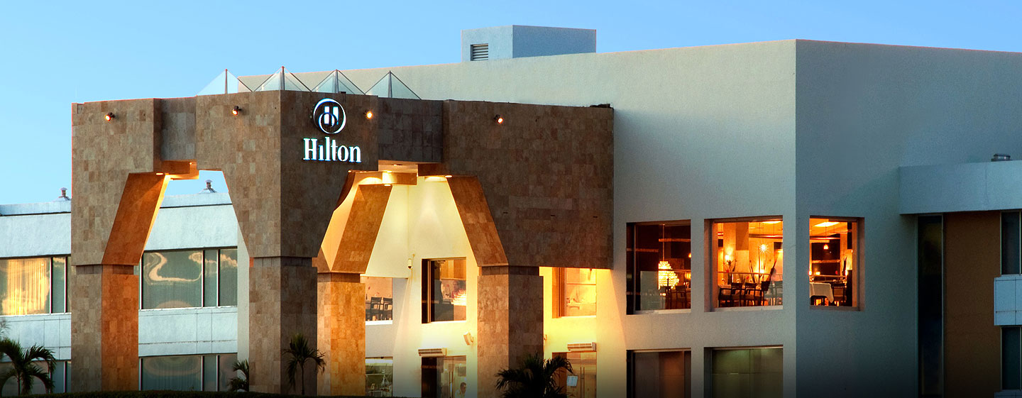 Hotel Hilton Villahermosa & Conference Center, México