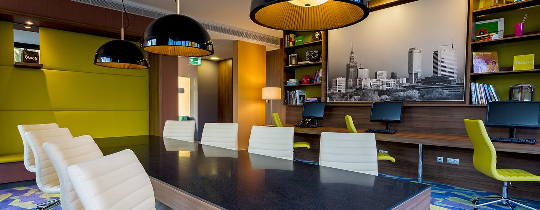 Hotels In Warschau Hampton By Hilton Warsaw City Centre Polen