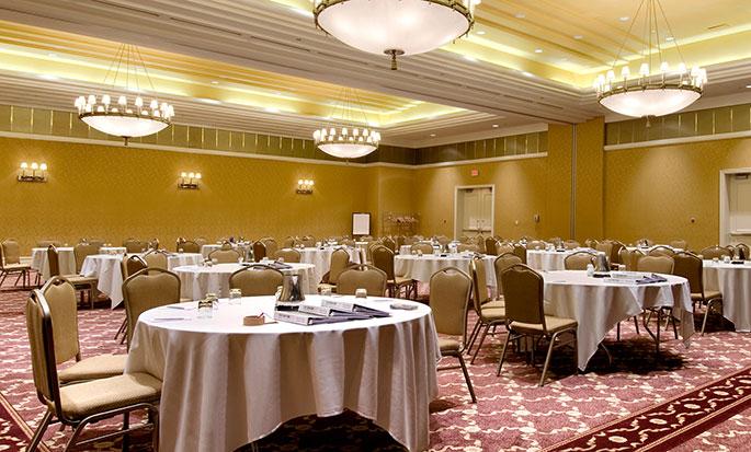 Hôtel Hilton Niagara Falls Fallsview - Salle de réunion et événement