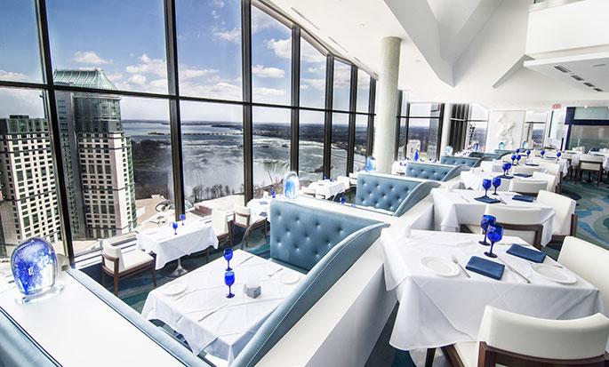 Hôtel Hilton Niagara Falls Fallsview - Bar Myst Lounge