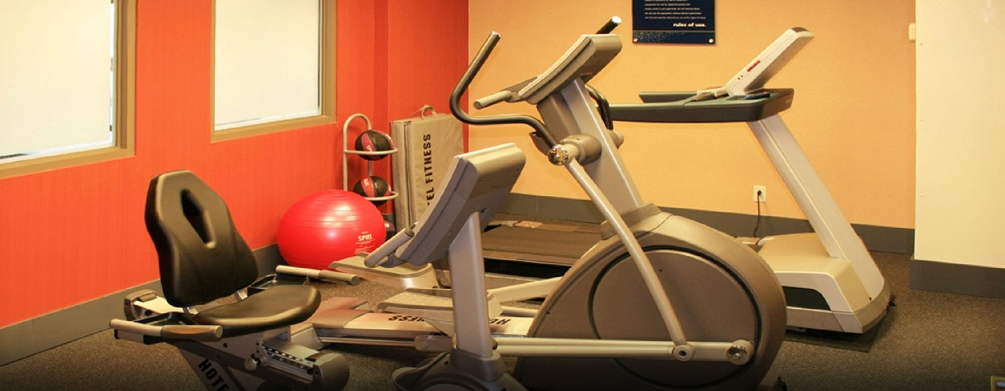 Hôtel Hampton Inn by Hilton Toronto-Mississauga West, ON, Canada - Centre sportif