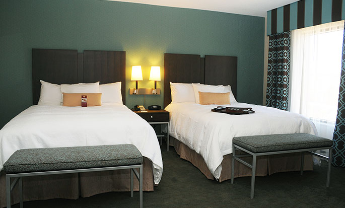 Hôtel Hampton Inn & Suites by Hilton Halifax - Dartmouth