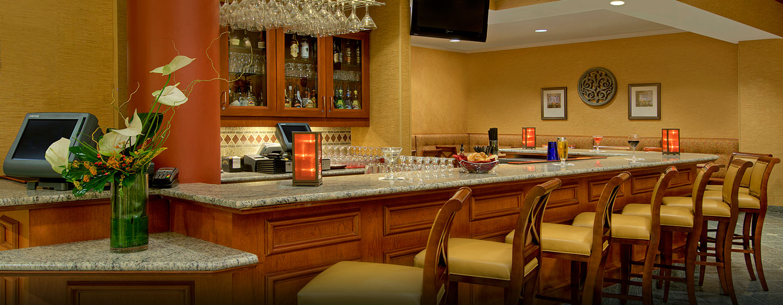 Hôtel Hilton Garden Inn Ottawa Airport, ON, Canada - Garden Grille - Bar