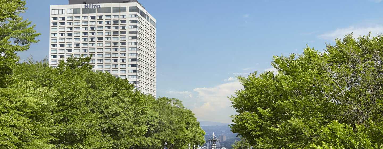 Hôtel Hilton Quebec, Canada - Extérieur de l'hôtel