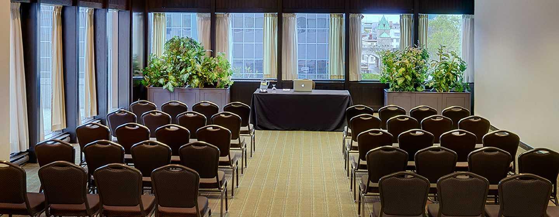 Hôtel Hilton Quebec, Canada - Salle de réunion Les Plaines