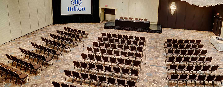 Hôtel Hilton Quebec, Canada - Salle de réunion