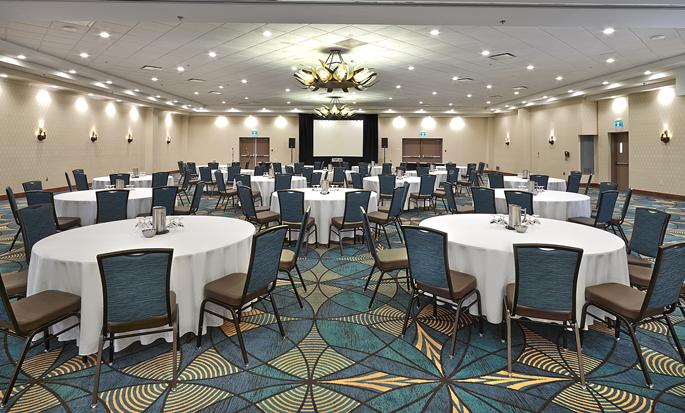 DoubleTree by Hilton Hotel & Conference Centre Regina - Capital Ballroom