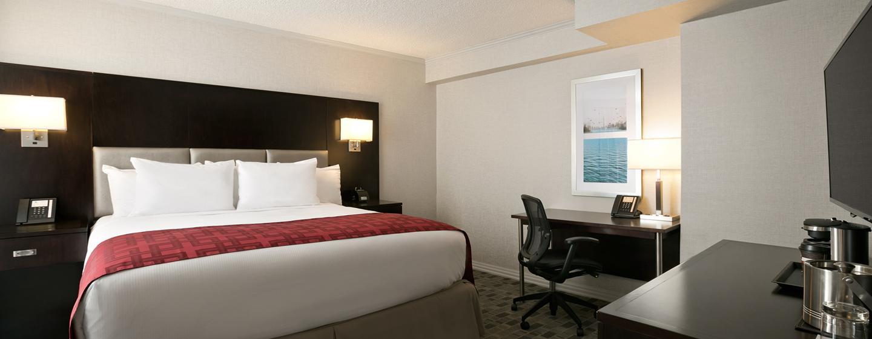 Hôtel DoubleTree by Hilton Hotel Toronto Downtown - Chambre standard