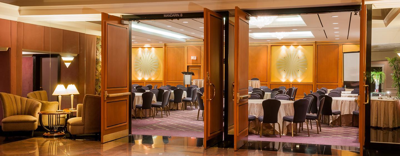 Hôtel DoubleTree by Hilton Hotel Toronto Downtown - Entrée de la salle de réception