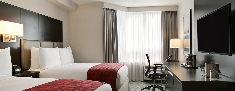 Hôtel DoubleTree by Hilton Hotel Toronto Downtown - Deux lits doubles