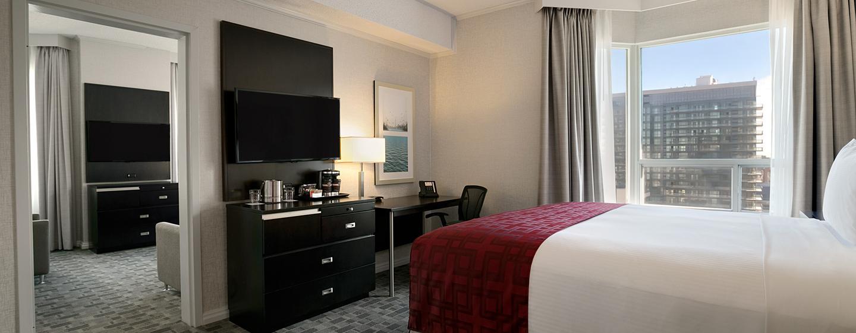 Hôtel DoubleTree by Hilton Hotel Toronto Downtown - Chambre d'une suite
