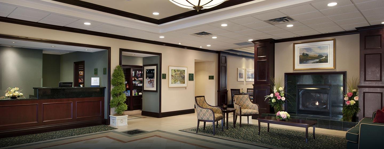 Hôtel Homewood Suites by Hilton Toronto-Mississauga - Hall de l'hôtel