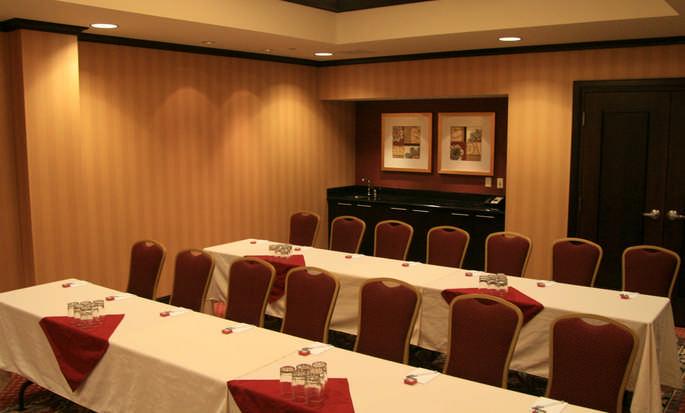 Homewood Suites by Hilton Toronto Airport Corporate Centre - Salle de réunion MacDonald