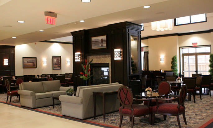 Hôtel Homewood Suites by Hilton Toronto Airport Corporate Centre, ON, Canada - Hall