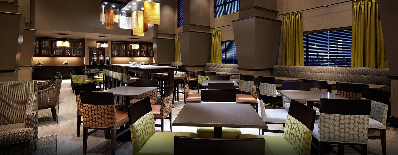 Hôtel Hampton Inn & Suites by Hilton Montreal-Dorval, QC, Canada - Salle à manger