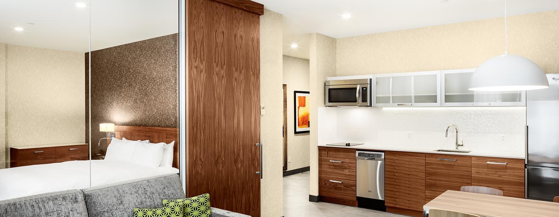 Hôtel Hilton Montreal-Laval, Canada - Services et installations de la chambre
