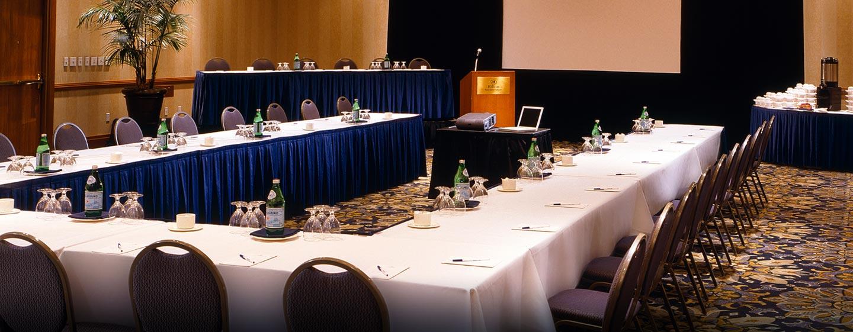 Hôtel Hilton Vancouver Airport, CB, Canada - Salle de réunion