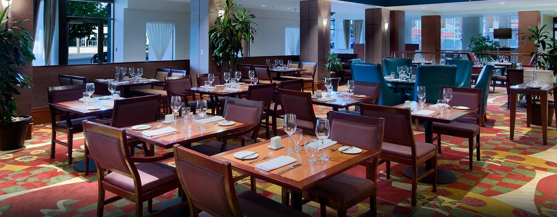 Hôtel Hilton Vancouver Airport, CB, Canada - Restaurant Carmichael's