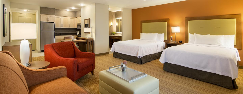 H tels pr s de l 39 a roport de winnipeg h tel homewood for Hotel park et suite