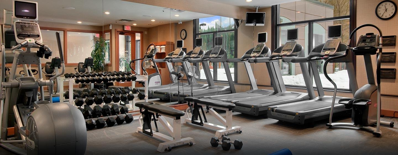 Hôtel Hilton Whistler Resort & Spa, CB - Centre sportif
