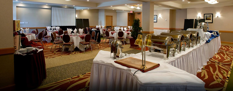 Hôtel Hilton Whistler Resort & Spa, CB - Salle de réception Cheakamus