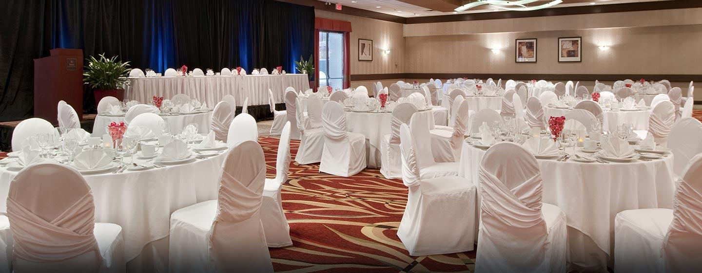 Hôtel Hilton Whistler Resort & Spa, CB - Salle de réception Mount Currie