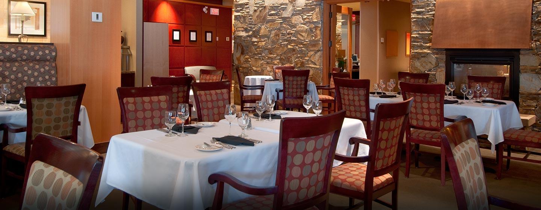 Hôtel Hilton Whistler Resort & Spa, CB - Cinnamon Bear Grille